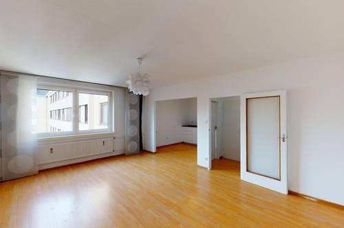 Singlewohnung am Rudolf-Sallinger Park, 5. Liftstock - Neubau