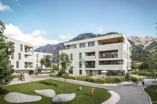 Seesiedlung Völs - 3-Zimmer-Wohnung mit schönem Balkon