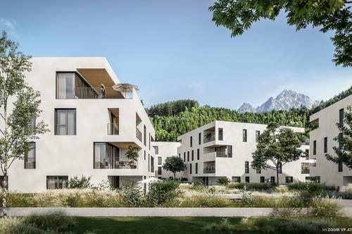 Seesiedlung Völs - Neubau 2-Zimmer-Wohnung