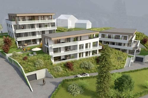 Exklusive 3-Zimmer-Terrassenwohnung in Aussichtslage Arzl