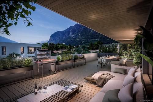 Seesiedlung Völs - 2-Zimmer-Wohnung mit schönem Balkon
