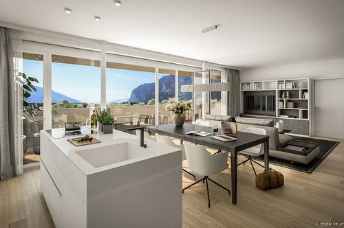 Neubauprojekt! - 3-Zimmer-Dachgeschosswohnung