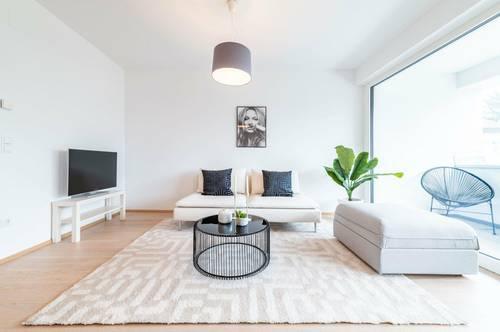 Moderne 2-Zimmer-Wohnung in herrlicher Grünlage von Bisamberg - Top 5 (Erstbezug)