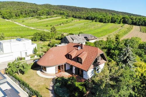 Traumhaftes Einfamilienhaus in wunderschöner Weingartenlage von Perchtoldsdorf