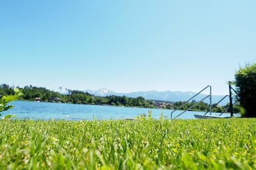 Lieblingsplatz am See für Genießer