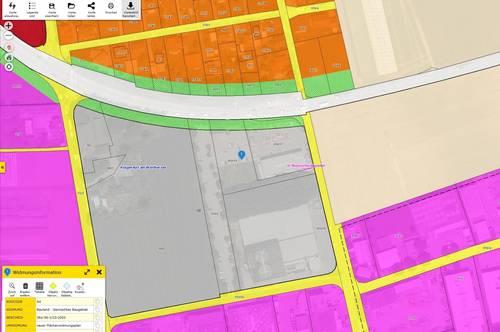 Bauland am Südring mit 2.751 m²