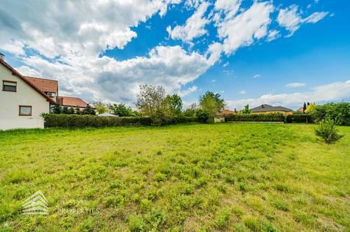 RARITÄT! 1.201 m² Grundstück inkl. Aufschließungskosten, ohne Bauzwang!