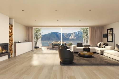 Luxuriöse 6-Zimmer Design-Villa mit privatem Seezugang