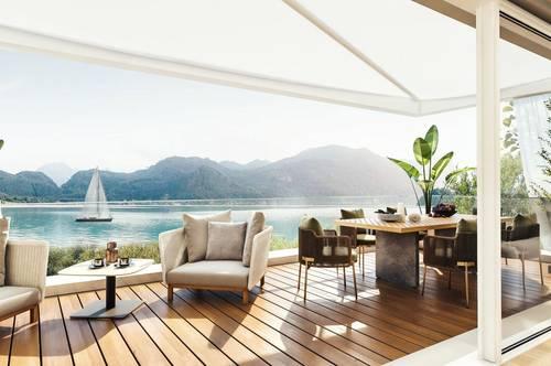 Exklusive 6-Zimmer Design-Villa mit privatem Seezugang