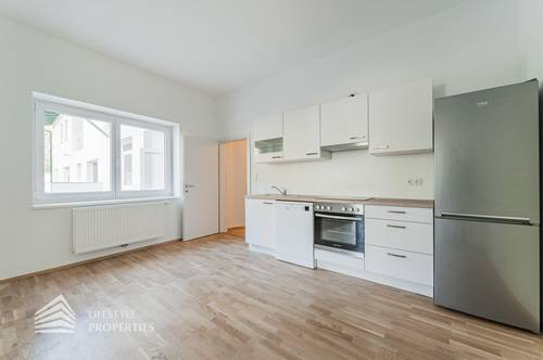 Erstbezug! Hübsche 2-Zimmer Wohnung in Bahnhofsnähe