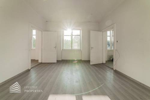 Sanierungsbedürftige 2-Zimmer Wohnung in Wasenbruck in Niederösterreich