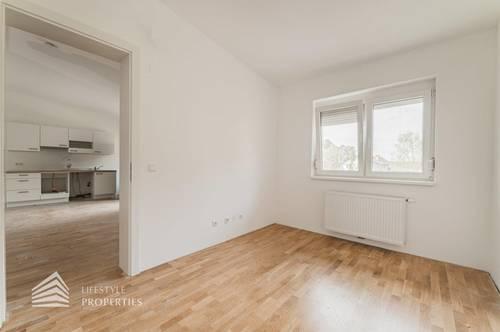 Hübsche 2-Zimmer Wohnung mit Balkon in Bahnhofsnähe