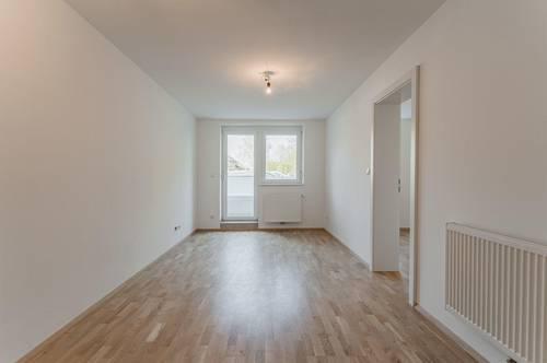 Erstbezug! Wunderbare 2-Zimmer Wohnung mit Balkon in Bahnhofsnähe