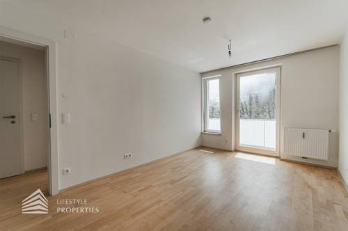 Einzigartige 3-Zimmer Wohnung mit großem Balkon in Bahnhofsnähe