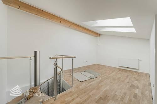 Fantastische 4-Zimmer Maisonettewohnung mit Balkon und Loggia in Bahnhofsnähe