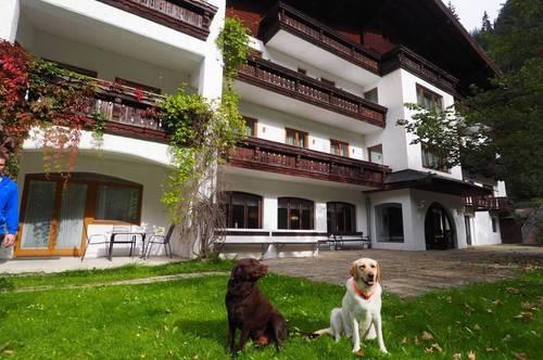 Hotel mit Privathaus in Bad Gastein