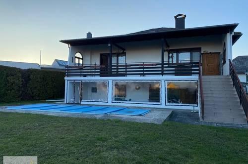 Breitenbrunn - Wohneinheit in EFH mit Gartennutzung und Pool zu mieten