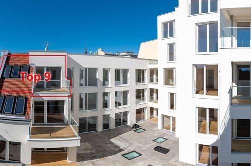 Wohnen in Ruhelage im Zentrum von Klagenfurt