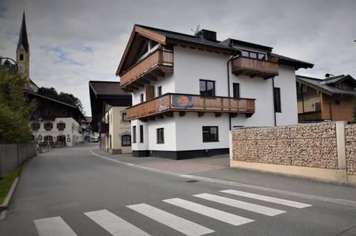 Kirchberg Zentrum - Charmante Haushälfte
