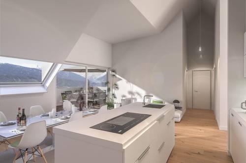 """Traumhafte Terrassenwohnung Top 4 """"urban und individuell leben"""""""