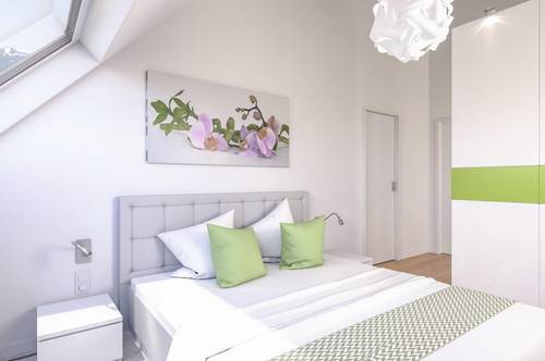"""2-Zimmer Neuabuwohnung mit exklusiver Sonnenterrasse """"Die perfekte Starterwohnung!"""""""