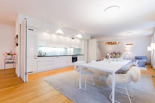 """Wohnlust auf 150 m² im extravaganten City-Loft im Stadtteil Riedenburg """"Ideal zum Wohnen & Arbeiten"""""""