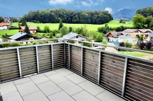 """Moderne 3-Zi. Erstbezugs-Wohnung in Henndorf """"In nur 3 Minuten von der Wohnung zum See!"""""""