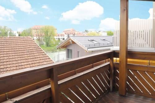 """3-Zimmer Wohnung direkt an der Salzach """"Wohnen, Wasser, Wohlfühlen!"""""""