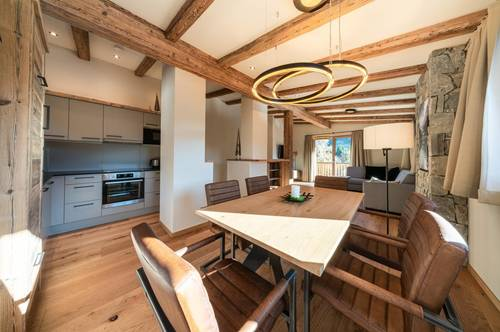Neue, hochwertige Penthouse Wohnung im Zentrum von Jochberg Ski-In Ski-Out - Top 3