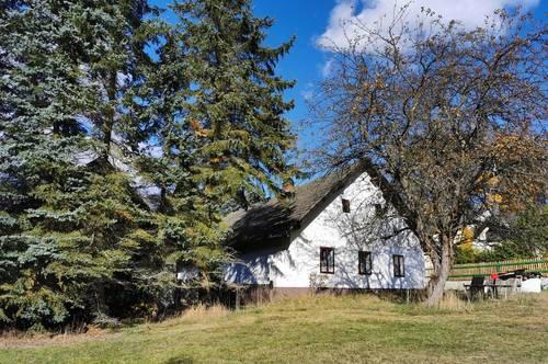 RESERVIERT Idyllisches Bauernhaus in Alleinlage