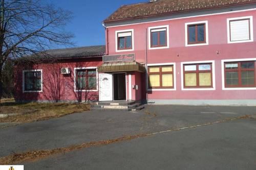 Arbeiterquartier, Pension oder Nachtclub/Laufhaus zu kaufen in Jennersdorf! (gemischtes Betriebsgebiet)