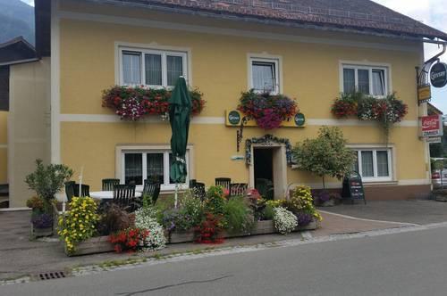 Gasthof mit Gästezimmer in faszinierender Umgebung