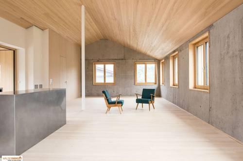Loft-Dachgeschosswohnung - anders WOHNEN als GEWOHNT
