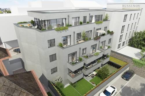 Exklusive Eckwohnung mit Balkon in der Innenstadt #Neubau #Provisionsfrei