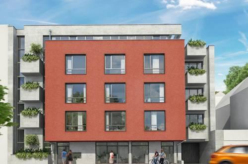 Exklusive Eckwohnung mit Panoramafenster in der Innenstadt #Neubau #Provisionsfrei