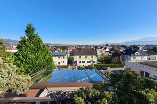 Traumhafte Dachterrassenwohnung mit Garten am Spitalberg