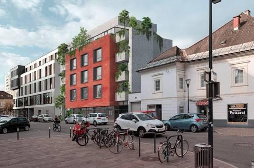 """Neubauwohnung """"Green & Smart"""" in der 10. Oktober-Straße"""