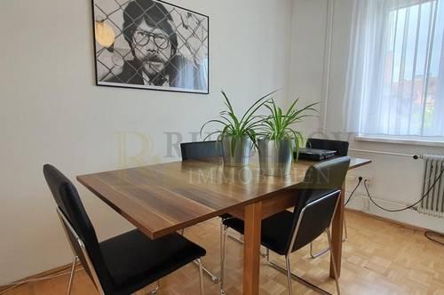 Zentrale 2,5-Zimmer-Wohnung mit herrlicher Loggia