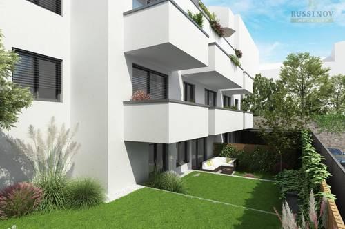 Exklusive Gartenwohnung in der Innenstadt #Neubau #Provisionsfrei