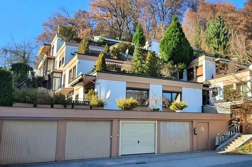 #Stadtblick - Penthouse am Spitalberg mit Sauna und Garten