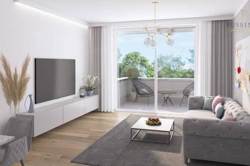 Exklusives City Apartment mit XL Balkon #Erstbezug #Provisionsfrei