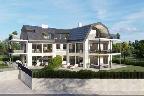Neubau Gartenwohnung am Kreuzbergl - Provisionsfrei vom Bauträger