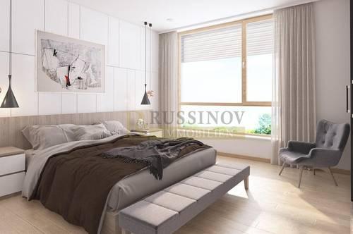 Exklusive moderne 2-Zimmer Neubauwohnung direkt im Zentrum #Erstbezug #Provisionsfrei