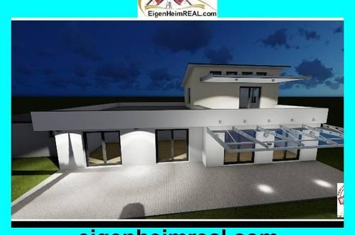Einfamilienhaus/Bungalow - Neubau in ruhiger Lager