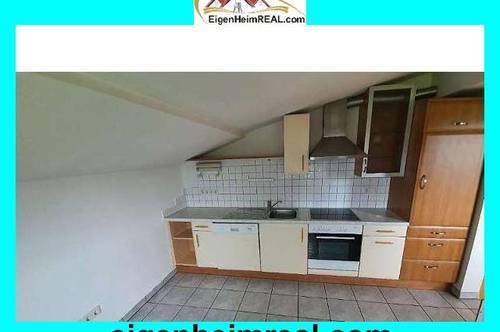 3-Zimmerwohnung mit Balkon und Gartennutzung!