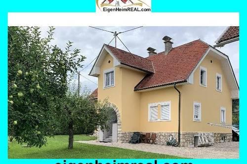 4 Zimmerwohnung Velden a. W. mit Garten