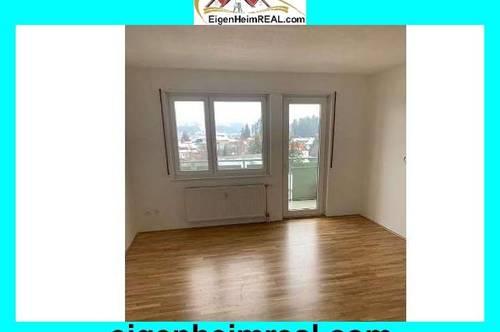 4-Zimmer Wohnung mit Ausblick und Balkon-Toplage