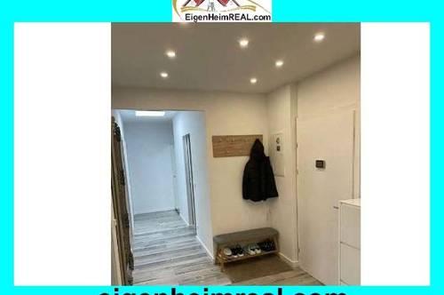 4-Zimmer Wohnung zentral begehbar mit Loggia