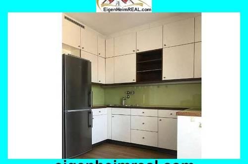 3-Zimmer Wohnung mit Loggia in Auen