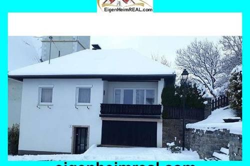 Verkauf eines idyllischen Einfamilienhaus